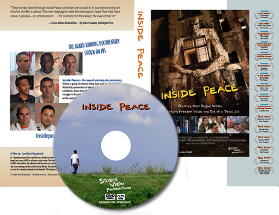 Inside Peace DVD