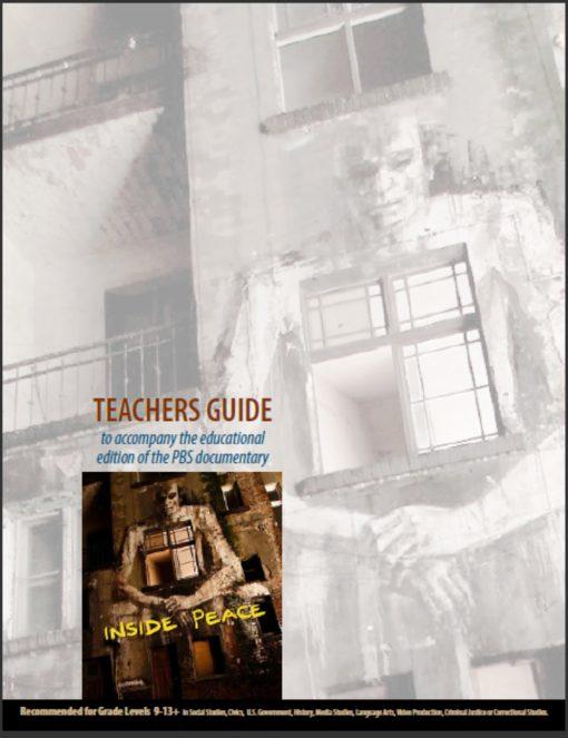 Teacher's Guide to Inside Peace