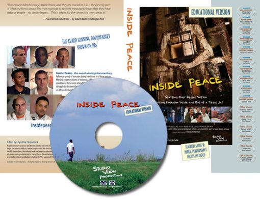 Inside Peace DVD educational version